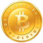 Bitcoin image from http://bitcoinme.com/ which has a good intro video