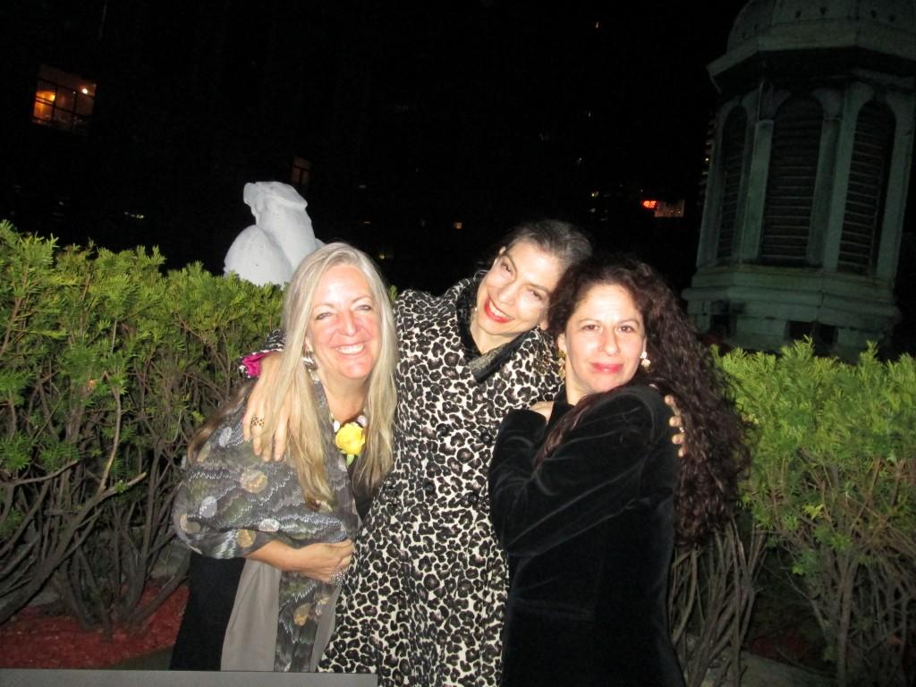 Fun night with friends